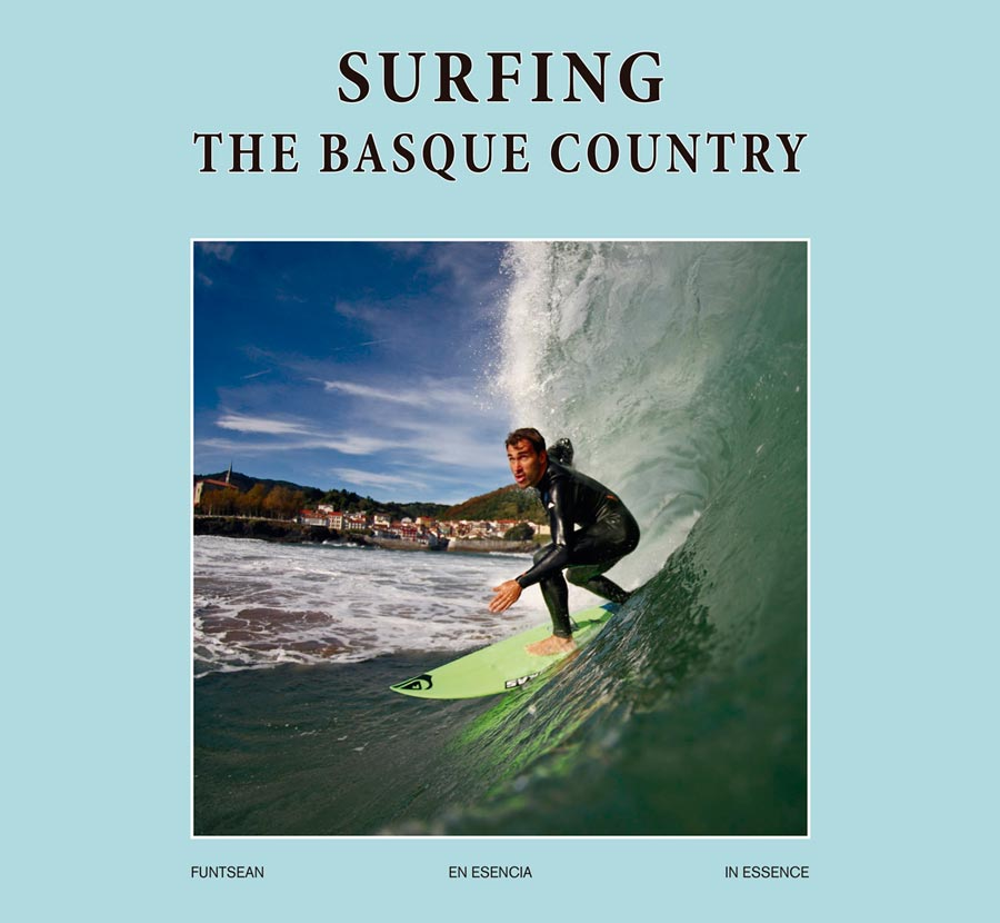 surfing the basque country